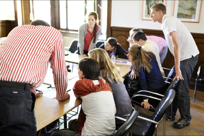 Bonn studenten kennenlernen