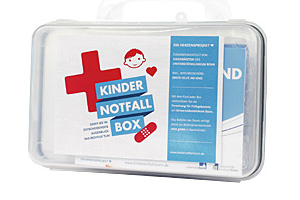 Kindernotfall-Box