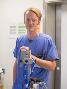 Dr. Till Dresbach, Neonatologie Bonn